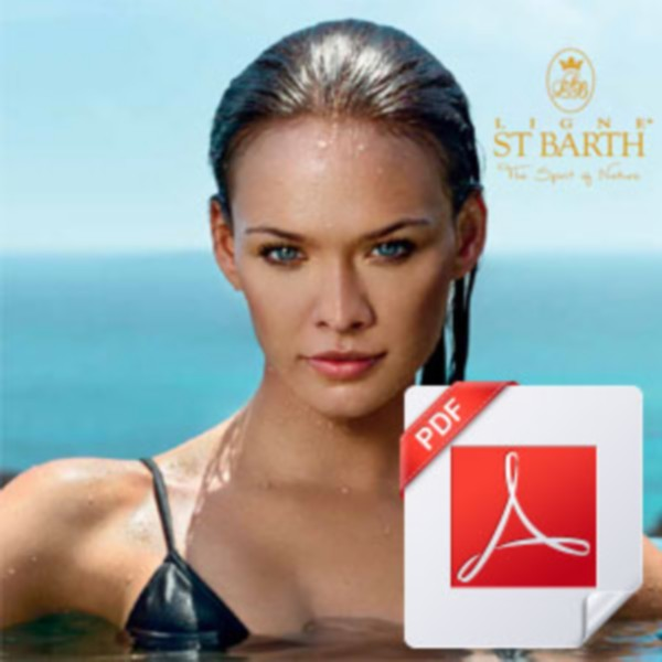 St.Barth Beautykatalog